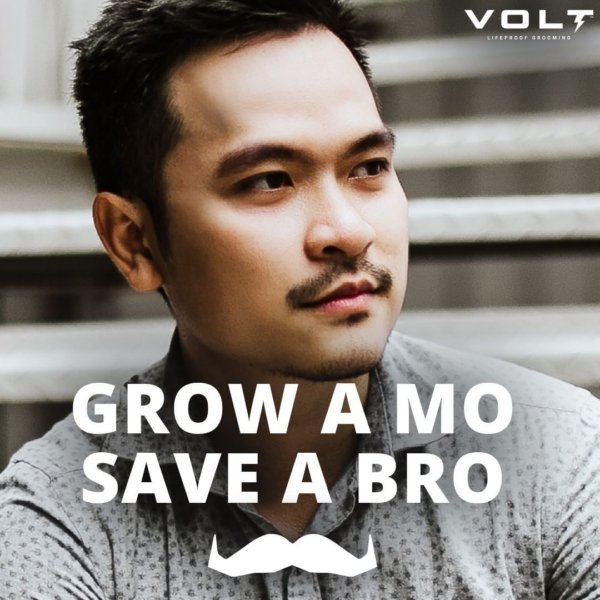 Grow A Mo, Save A Bro