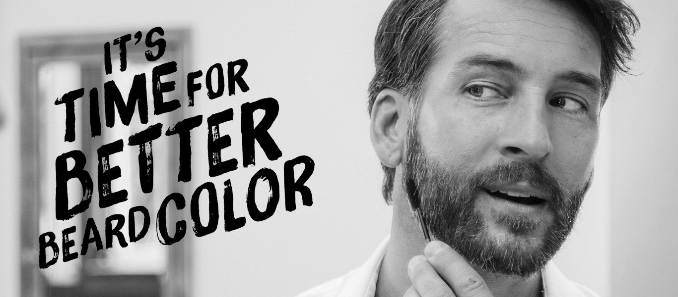 better beard color