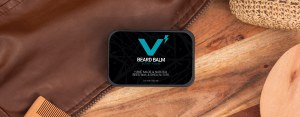 Beard Balm 3.5oz Closed