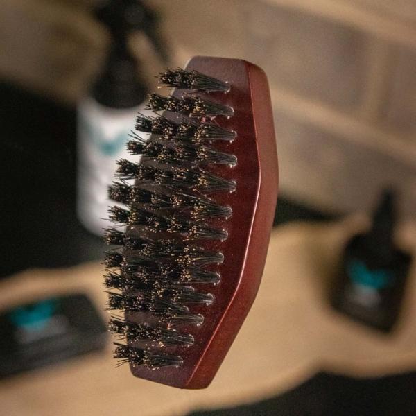 Beard Brush Lifestyle Shot