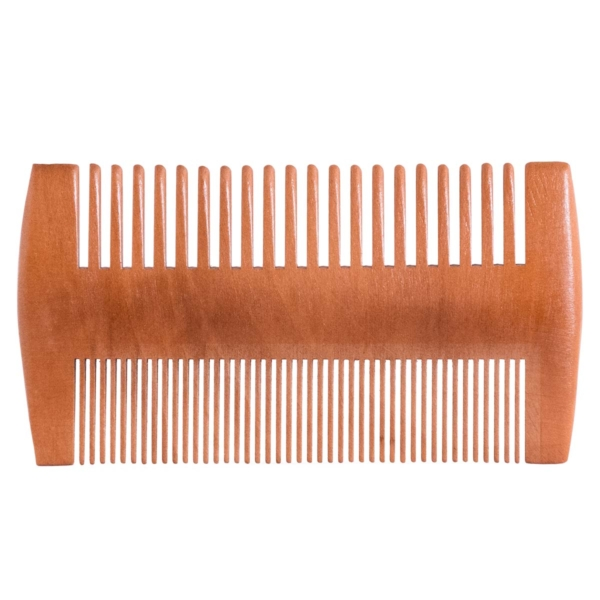 Beard Comb Straight Forward